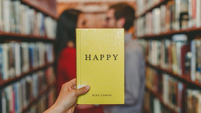 escolho estar feliz